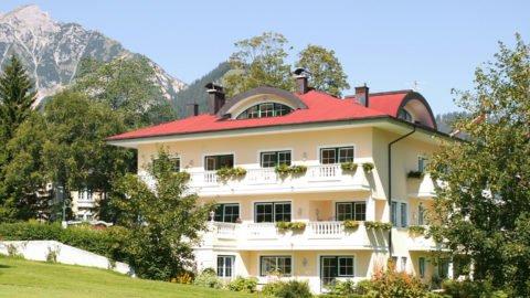 Appartementhaus Tristenau