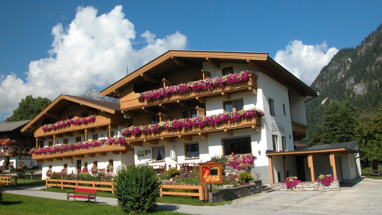 Appartements & Hotel Garni Marxenhof